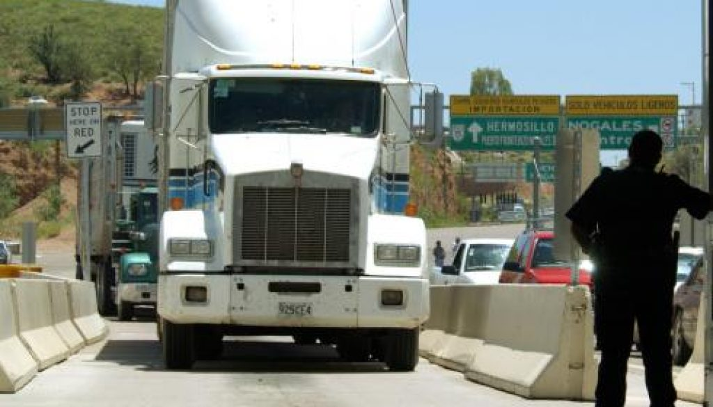 Us Mexico Cross Border Trucking Agreement Made In Mexico