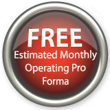 Free Estimated Monthly Operational Expenses Pro Forma