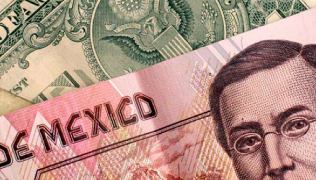 Mexican peso devaluation
