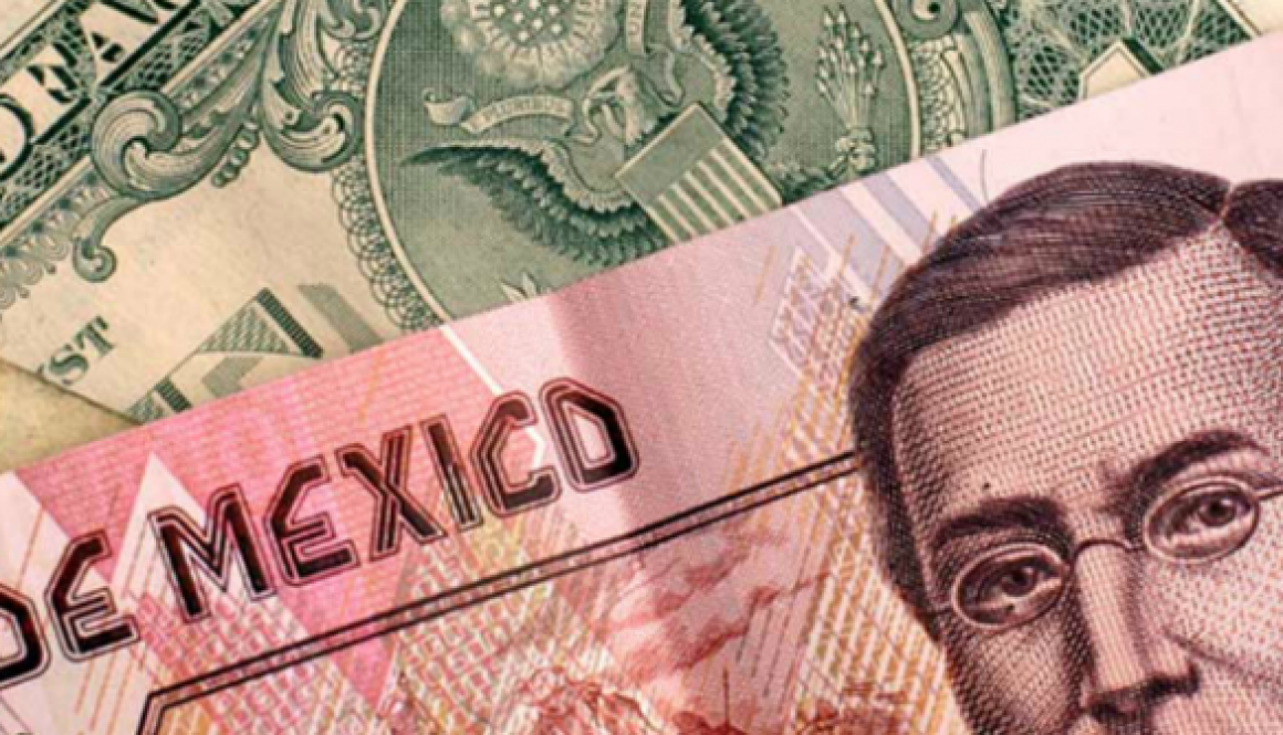 peso devaluation, peso devaluation effect, currency devaluation mexican manufacturing