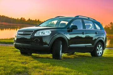 SUV produced in Mexico