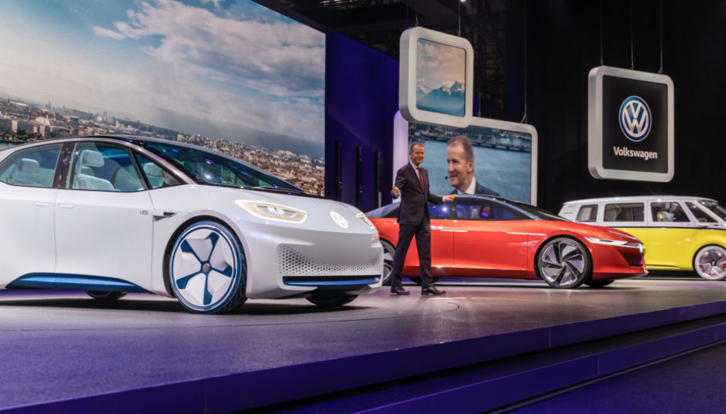 Electric Vehicle Manufacturing in Mexico