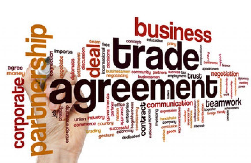 NAFTA renegotiation talks