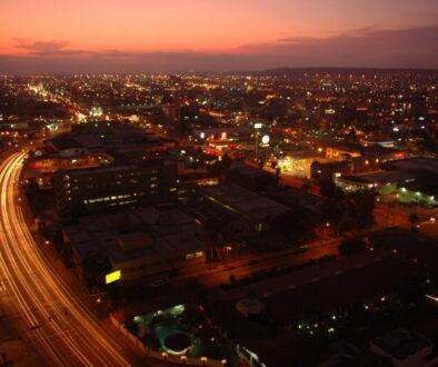 industrial growth in Tijuana
