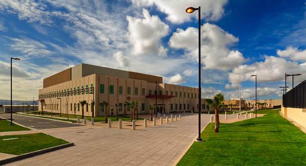 New Consulate